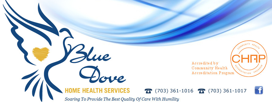 Welcome to Blue Dove Home Health Services